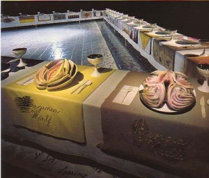 "Judy Chicago, ""The Dinner Party,"" 1979"