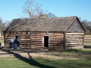 Slave cabins, The Hermitage, Nashville, TN
