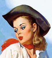 cowgirlglance