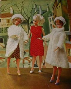 barbie-knitwear