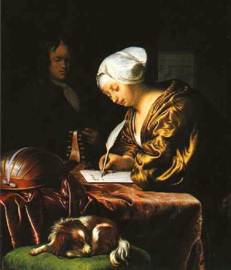 womanwriting