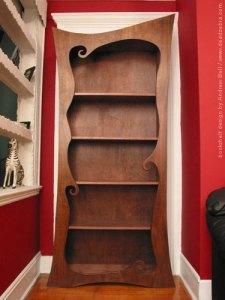 emptybookcase