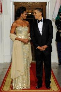 APTOPIX Obama US India