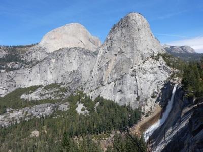 Yosemite HD-LC-Nevada Falls