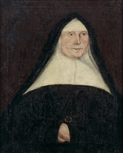 Esther Wheelwright, c.1763 (oil on canvas)