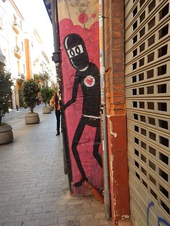 Valenciagraffiti