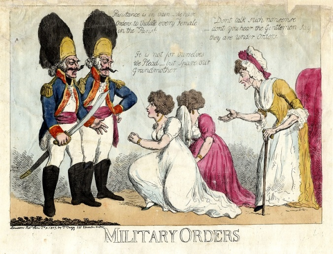 military-orders-1807