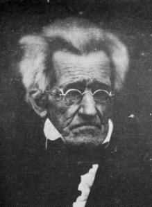 Andrew Jackson, 1845